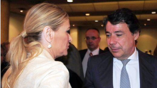 Granados aseguró al juez que Cifuentes y González tuvieron una relación tipo