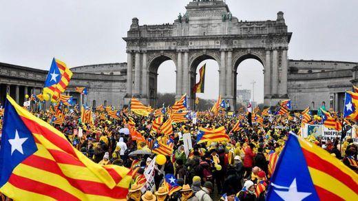 La Guardia Civil investiga los pagos de la Delegación catalana en Bruselas
