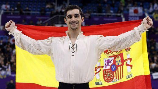 El patinaje de Javier Fernández nos da otra medalla en PyeongChang: bronce que sabe a oro