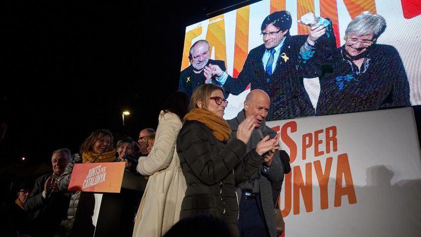 JxCAT propone ya una 'figura de rango superior' para sustituir a Puigdemont