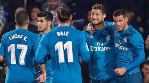 El Madrid de Asensio se lleva el partido frente al Betis tras ser mejor intercambiando goles (3-5)