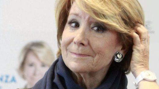 Aguirre desmiente a Granados pero no le denunciará porque dice no tener