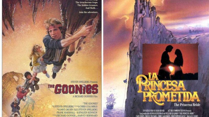 Las 10 mejores películas ochenteras