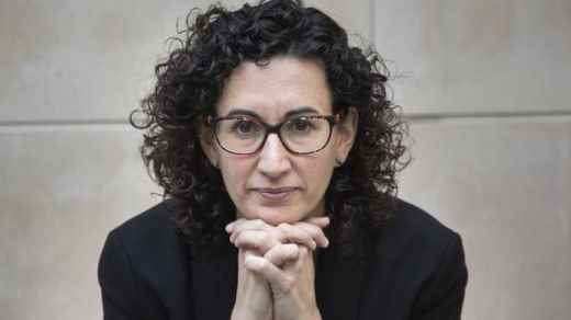 Rovira culpó a Puigdemont del referéndum ilegal: ella pidió frenar la consulta