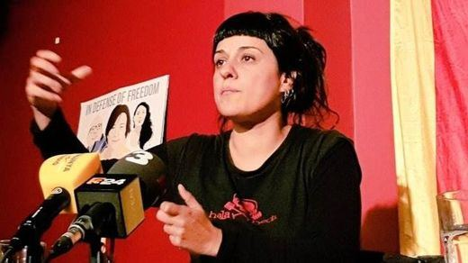 Anna Gabriel, la anticapitalista que se muda al corazón financiero de Europa
