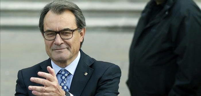 Artur Mas sale sin medidas cautelares tras declarar en el Supremo que no existió ningún Comité Estratégico del 1-O