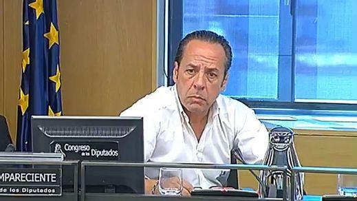 Investigación de la trama Gürtel: 'El Bigotes' apunta en el Congreso al marido de Cospedal y al propio Rajoy