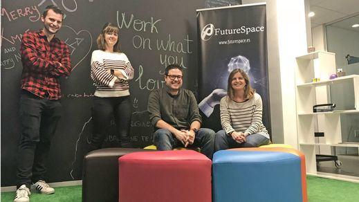 Fundación Telefónica y Future Space apuestan por los jóvenes de Empleo Digital