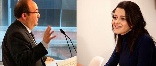 C's y PSC recurrirán al Constitucional para que empiece a correr el reloj hacia unas nuevas elecciones en Cataluña