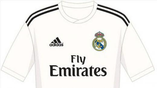 Así aseguran que será la camiseta del Real Madrid para la próxima temporada, 2018-19