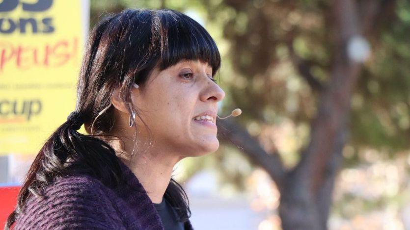 El Supremo ordena la detención nacional de Anna Gabriel pero todavía no tramita la petición a Suiza
