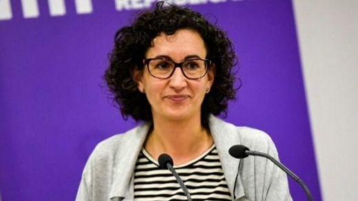 Marta Rovira, señalada por el juez como uno de los cerebros clave en la trama soberanista