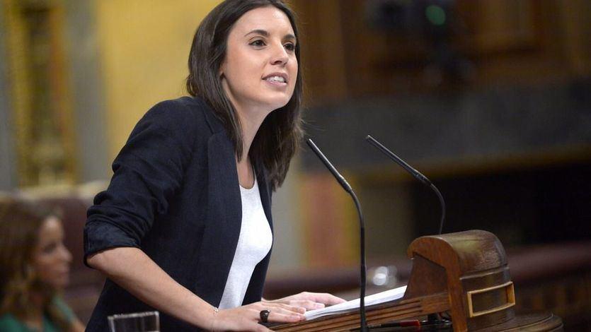 El Congreso tramitará la Ley de Igualdad Retributiva de Unidos Podemos, pese a la abstención del PP