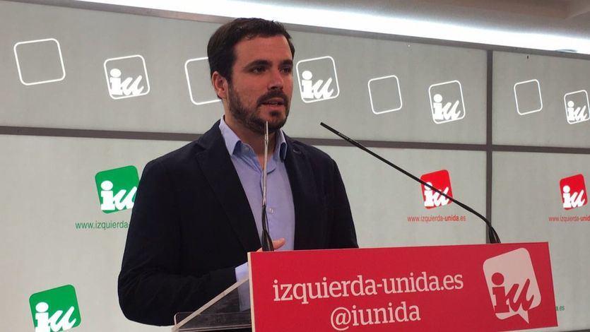 Izquierda Unida plantea derogar 5 artículos del Código Penal 'para proteger la libertad de expresión'