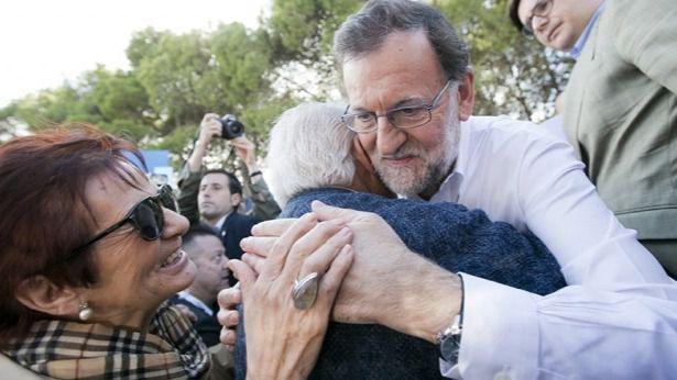 Rajoy contesta a los pensionistas y a quienes piden subidas: 'Es muy fácil decir que suban lo que quieran'
