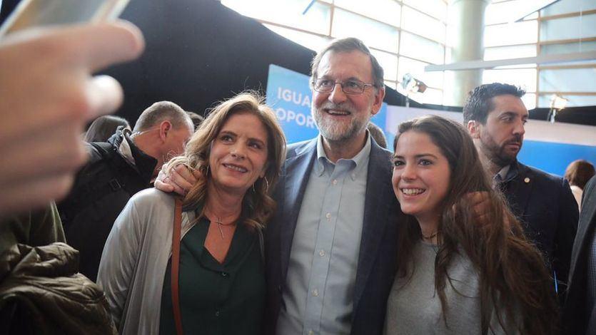 Rajoy se reivindica, harto del empuje de Ciudadanos: 'El PP ha tenido que sacar a España de la crisis... sobran comentaristas'