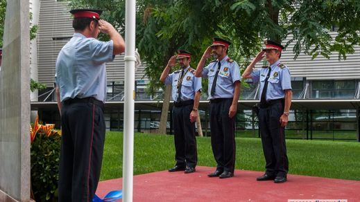 Un informe de la Guardia Civil revela información comprometedora de los emails incautados a Trapero