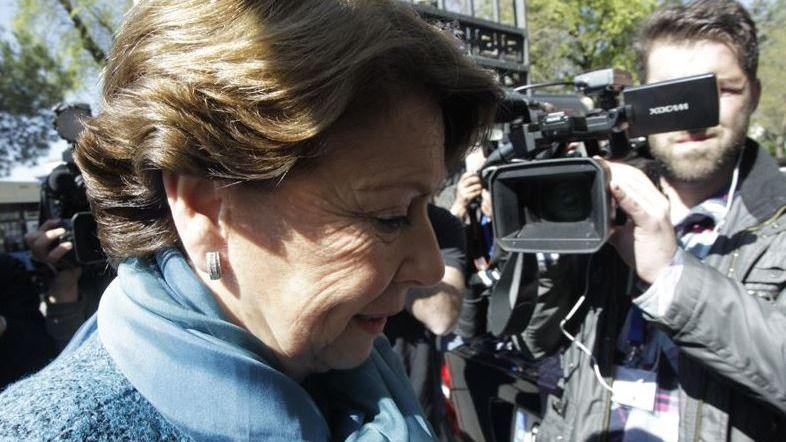 Juicio del 'caso de los ERE': Magdalena Álvarez considera un 'error pensar que Hacienda lo controlaba todo'