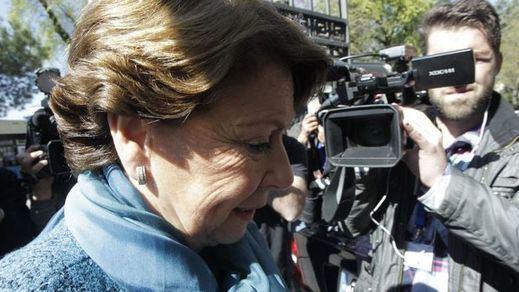 Juicio del 'caso de los ERE': Magdalena Álvarez considera un