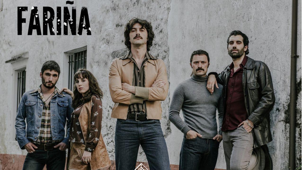 Antena 3 estrena 'Fariña', la serie basada en el libro secuestrado ...