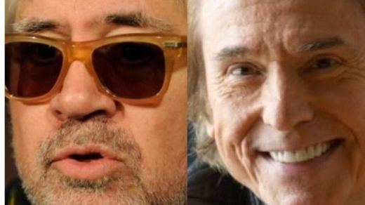 Raphael y Almodóvar ya son 'hijos' de Madrid