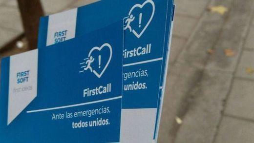 La 'app' madrileña FirstCall, premiada como 'Mejor Aplicación Protegiendo Vidas'