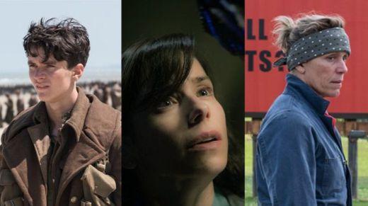 La quiniela de los Oscar 2018