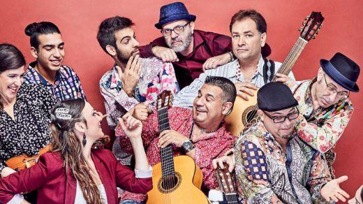 El grupo Sabor de Gràcia presenta su tributo a la rumba universal de Peret