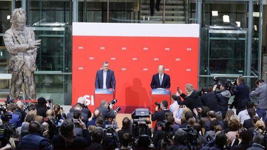 Las bases del Partido Socialdemócrata dan luz verde a la gran coalición en Alemania