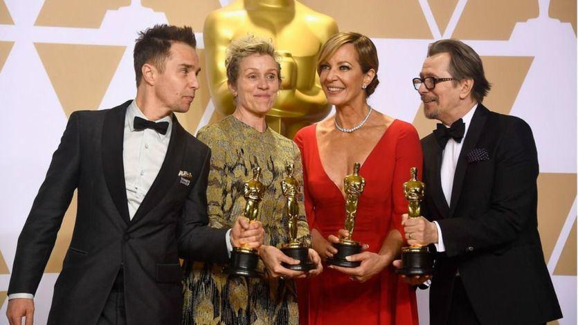 Los ganadores de los Oscar 2018