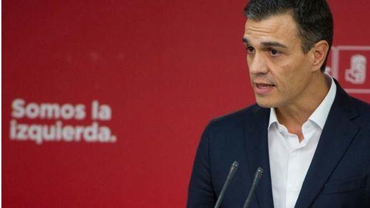 Sánchez exigirá que Rajoy se someta a una cuestión de confianza si no aprueba los Presupuestos