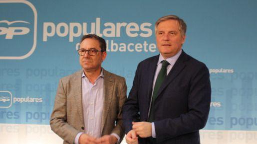 El PP culpa a Page y Podemos de la 'pérdida de trabajadores autónomos' en la región
