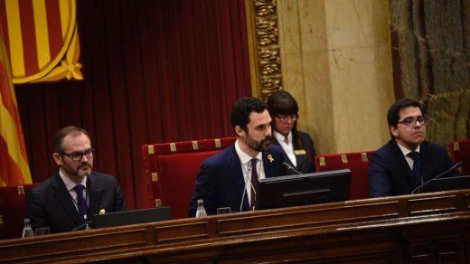 El Constitucional evita un pronunciamiento espinoso sobre la fecha tope para celebrar nuevas eleciones en Cataluña