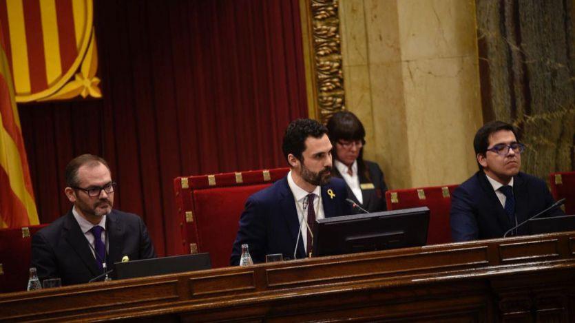 El Tribunal Constitucional evita un pronunciamiento espinoso sobre la fecha tope para celebrar nuevas eleciones en Cataluña