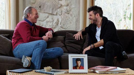 La entrevista más íntima y reveladora de Pablo López con Bertín Osborne