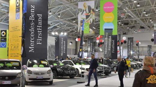 IFEMA inaugura el I Salón del vehículo de ocasión de Roma
