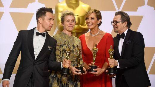 El discurso de Frances McDormand que puso en pie a las mujeres en la gala de los Oscar