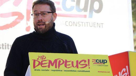 La CUP da un 'portazo' al nuevo plan secesionista de Puigdemont por considerarlo insuficiente