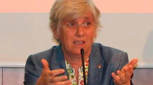 El 'exilio' catalán se dispersa: la ex consejera Clara Ponsatí se va a Escocia