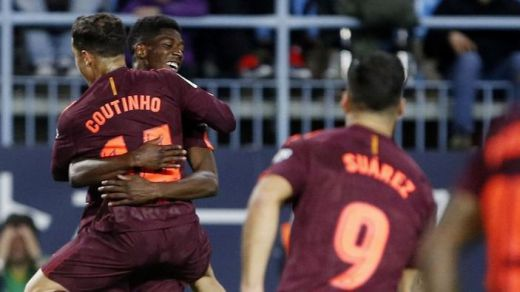 La vida sigue igual en la Liga: el Barça comanda incluso sin Messi; Madrid y Valencia ganan fuera