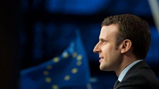 Macron no se contenta con dominar solo Francia...
