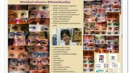 Recogida de firmas contra el traslado de una especialista en oftalmología infantil del hospital de La Paz