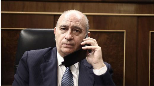 Los Mossos d'Esquadra espiaron al ex ministro del Interior Jorge Fernández Díaz