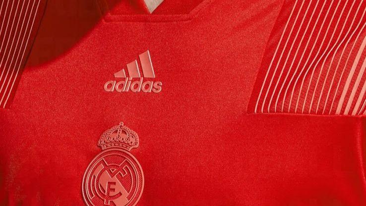 Revolución total para la camiseta del Real Madrid en la próxima temporada   diseño ... 6c92540eb72b9