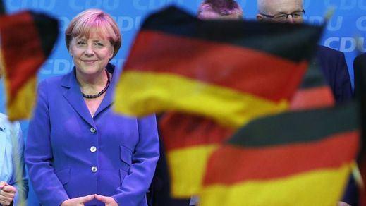 Merkel, canciller alemana por cuarta vez