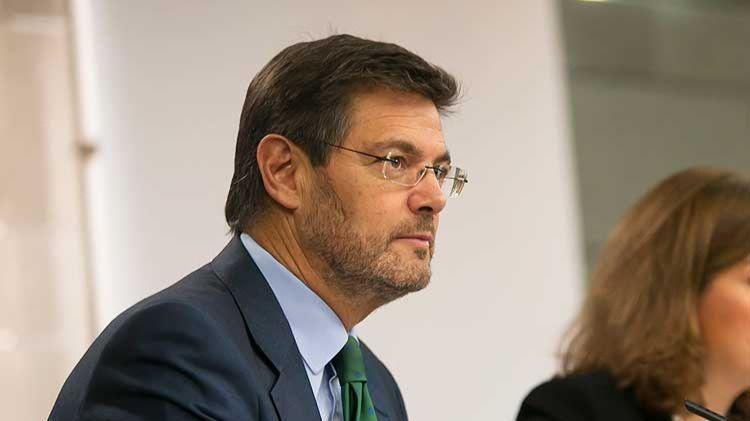 Catalá, al PSOE: 'Han estado 22 años en el Gobierno y no se les ocurrió mover ni una baldosa' del Valle de los Caídos