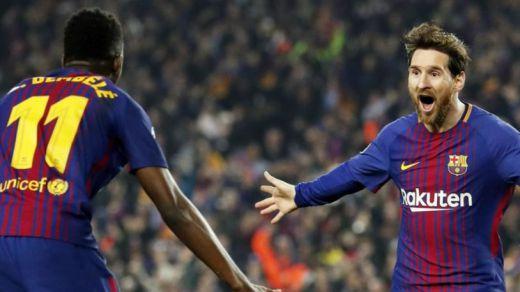 Messi impone su dictadura en Europa: 3-0 al Chelsea y candidatura al título