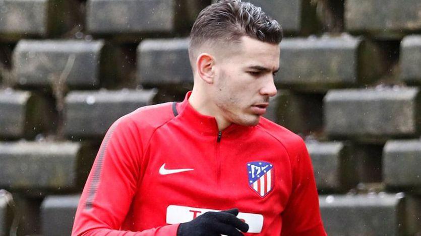 Lucas Hernández da calabazas a España y será internacional con Francia