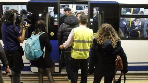 El Supremo permite que se pueda prohibir a los ladrones entrar de nuevo en los Metros