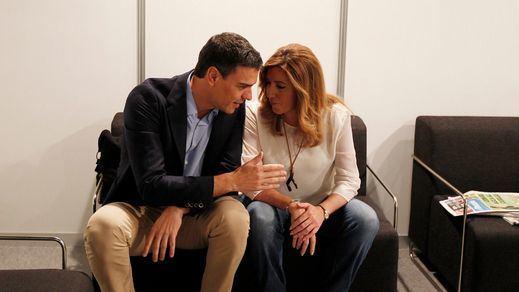Susana Díaz también rechaza 'la llamada' de Pedro Sánchez
